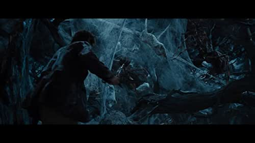 The dwarves, along with Bilbo Baggins and Gandalf the Grey, continue their quest to reclaim Erebor, their homeland, from Smaug. Bilbo Baggins is in possession of a mysterious and magical ring.