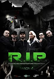 R.I.P - Recherches, Investigations, Paranormal Poster