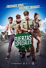 Fuerzas Especiales (2014) Poster - Movie Forum, Cast, Reviews