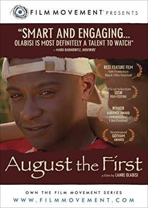 Drama August the First Movie