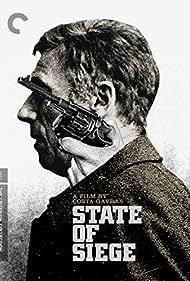 État de siège (1973) Poster - Movie Forum, Cast, Reviews