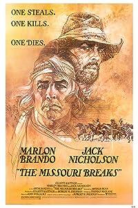 The Missouri Breaks Jack Nicholson