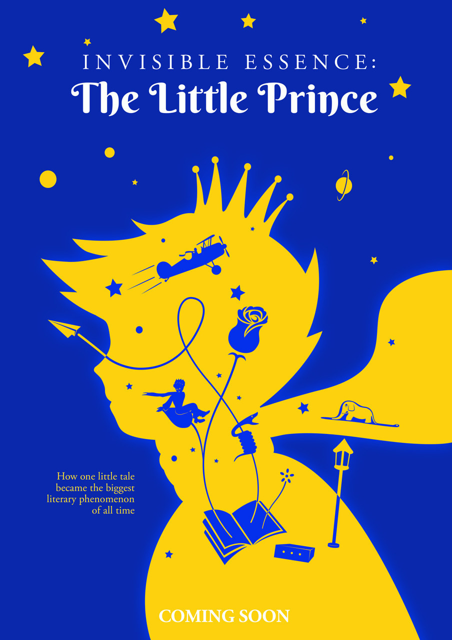 Image result for Invisible Essence: The Little Prince poster movie