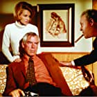 Angie Dickinson, Lee Marvin, and Carroll O'Connor in Point Blank (1967)
