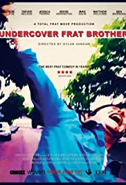 Undercover Frat Brother Poster