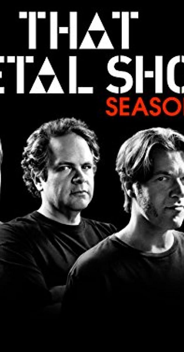 that metal show taime downe mark slaughter andy biersack tv episode 2015 imdb. Black Bedroom Furniture Sets. Home Design Ideas