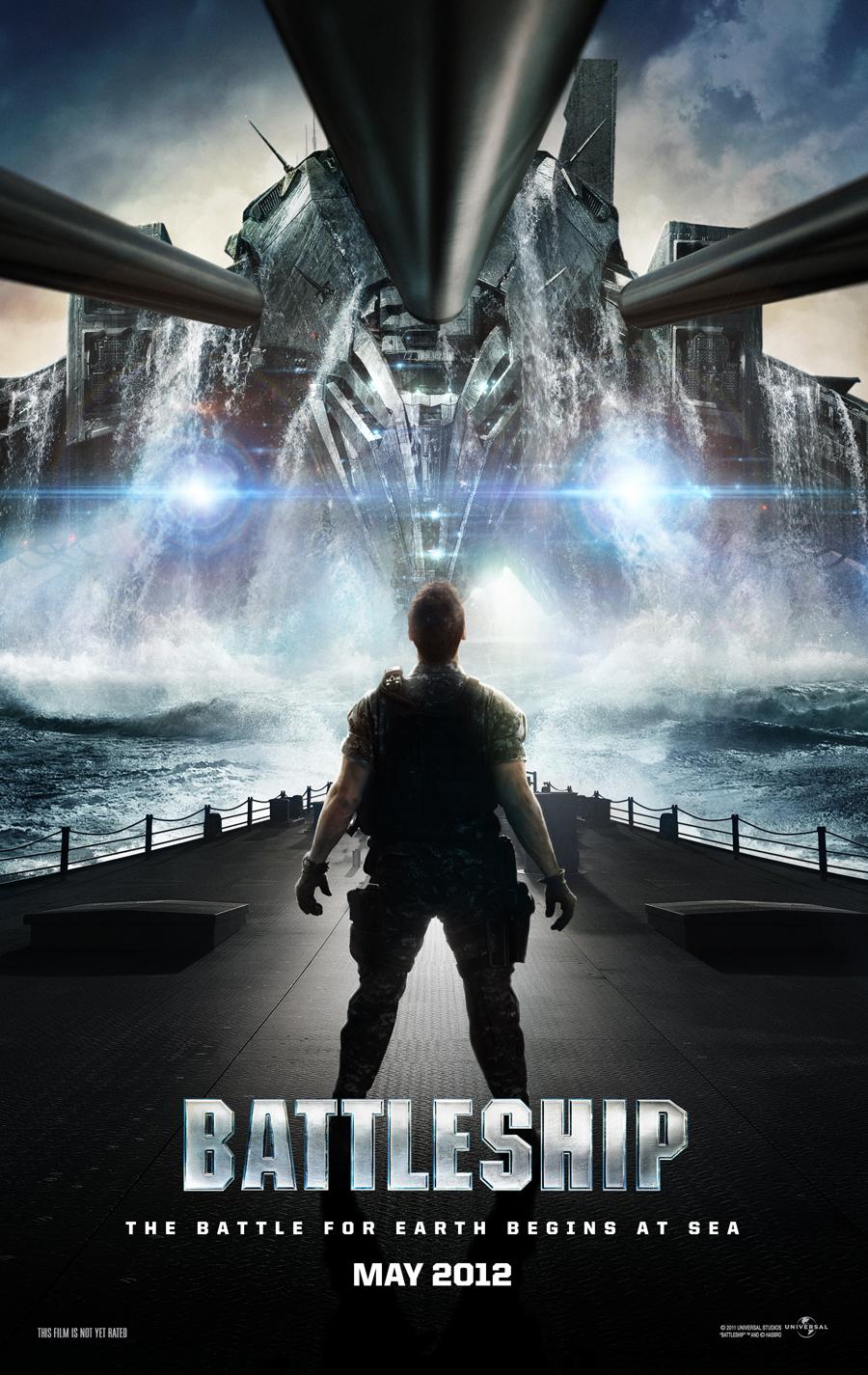 ดูหนังออนไลน์ Battleship (2012)