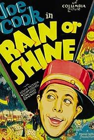 Rain or Shine (1930) Poster - Movie Forum, Cast, Reviews