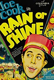 Rain or Shine(1930) Poster - Movie Forum, Cast, Reviews