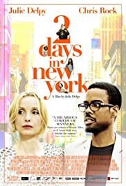 Two Days in New York Poster
