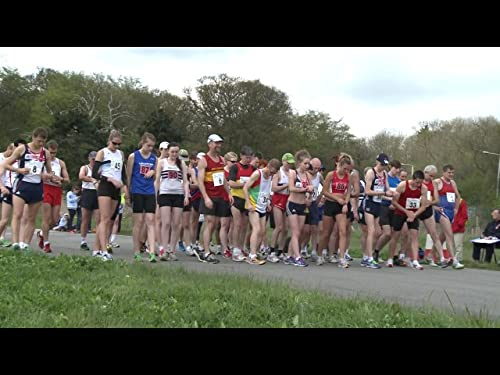 BLISTERS FOR BLIGHTY: The Curious World of Race Walking