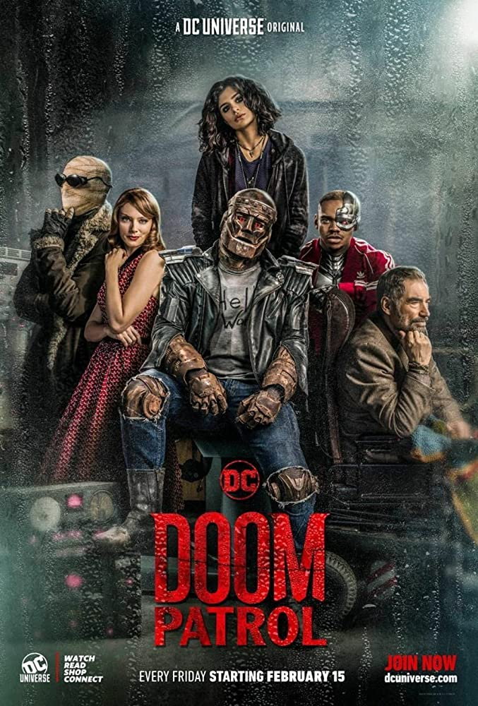 Doom Patrol 2019 S1 Episode 01 720p WEB-DL x264 500MB