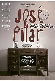 José and Pilar Poster