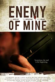 Enemy of Mine Poster