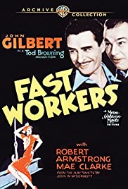 Fast Workers (1933) Poster - Movie Forum, Cast, Reviews