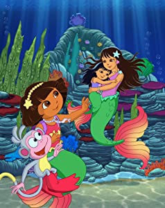 Downloadable movie clips Dora's Rescue in Mermaid Kingdom [1280x720p]