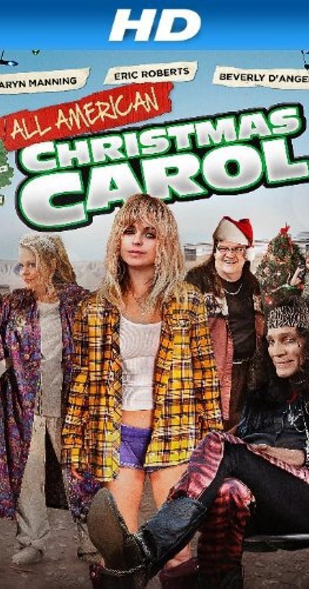 Lil Ron Ron Christmas.All American Christmas Carol 2013 Imdb