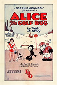 Alice the Golf Bug Walt Disney