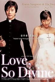 Love So Divine Poster