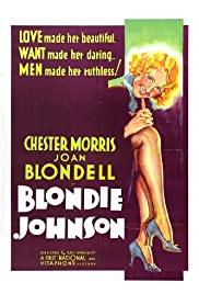 Blondie Johnson Poster
