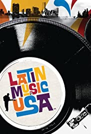 Latin Music USA Poster