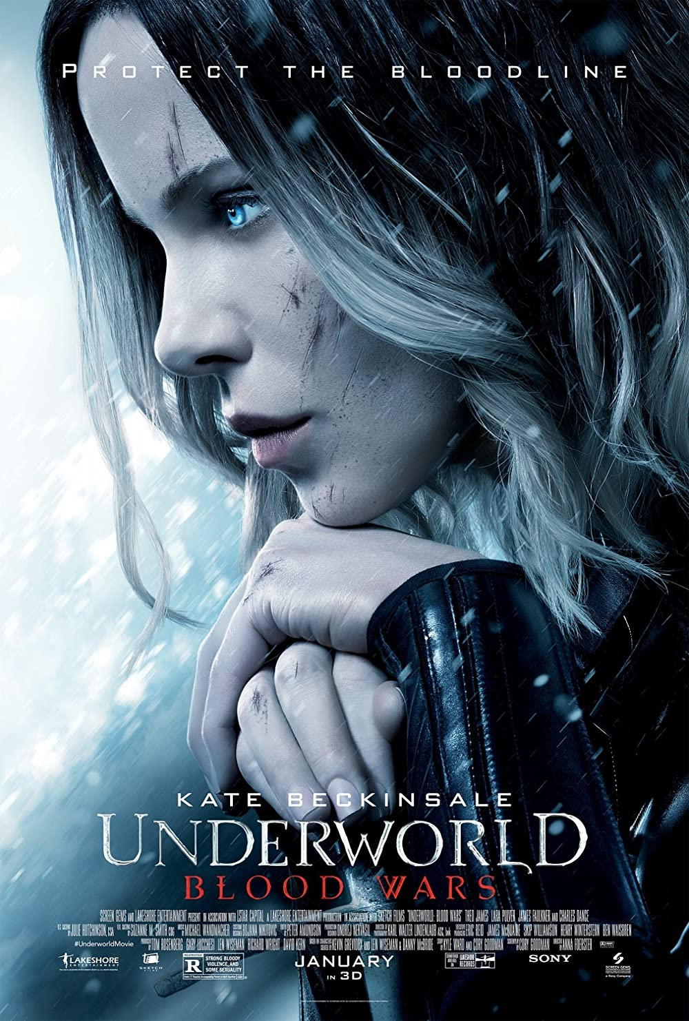 Underworld Blood Wars 2016 Hindi Dual Audio 1080p BluRay ESubs 1.5GB Download