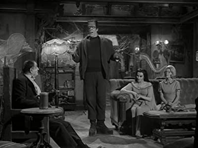 Watch preview movies Munsters on the Move [mpeg]