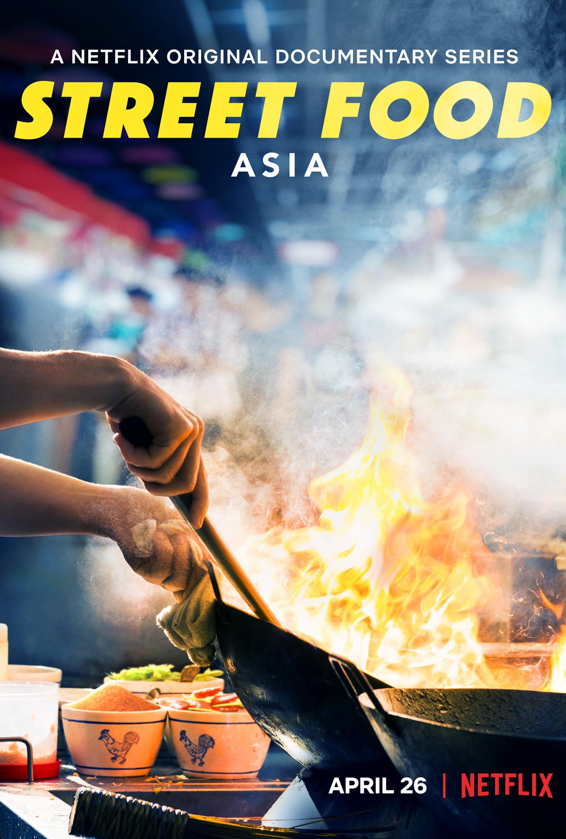 Image result for street food netflix