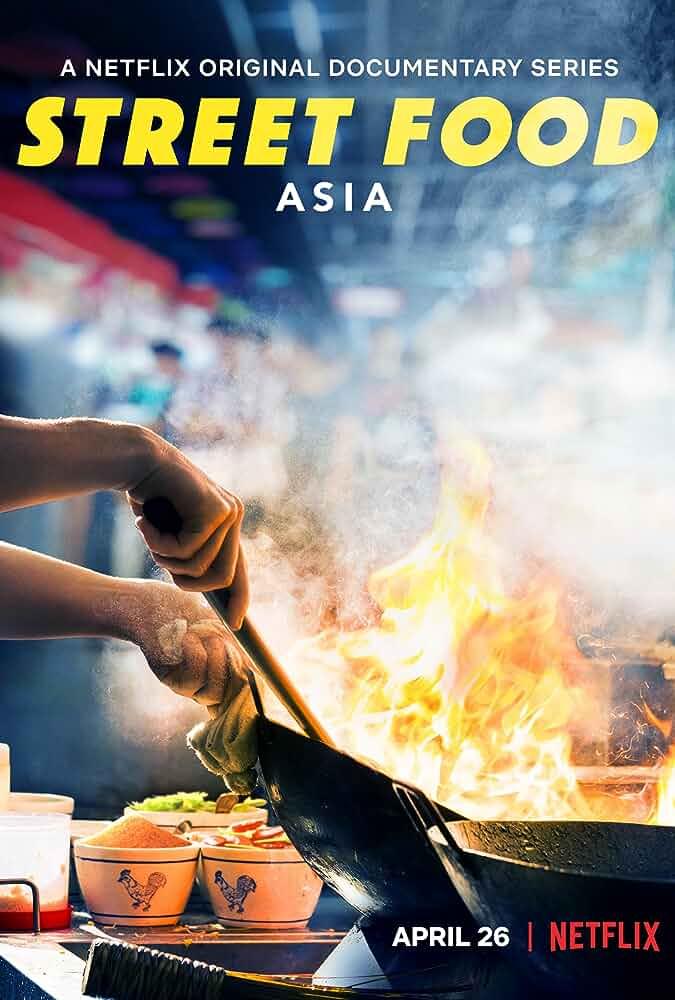 Street Food 2019 S01 Complete NF WEB-DL 720p [Hindi-English] x264