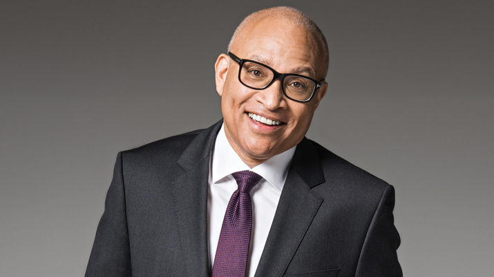 Larry Wilmore in The Nightly Show with Larry Wilmore (2015)