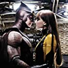 Malin Akerman and Patrick Wilson in Watchmen (2009)