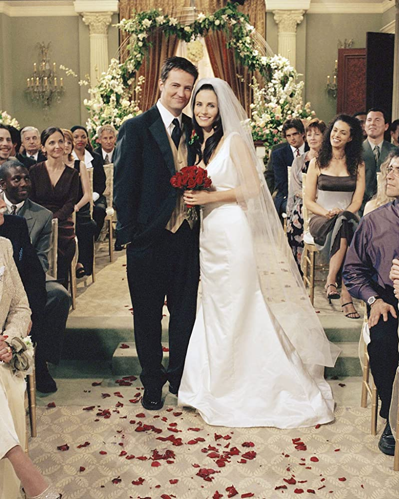 Most Beautiful Wedding Dress On Television Part 1
