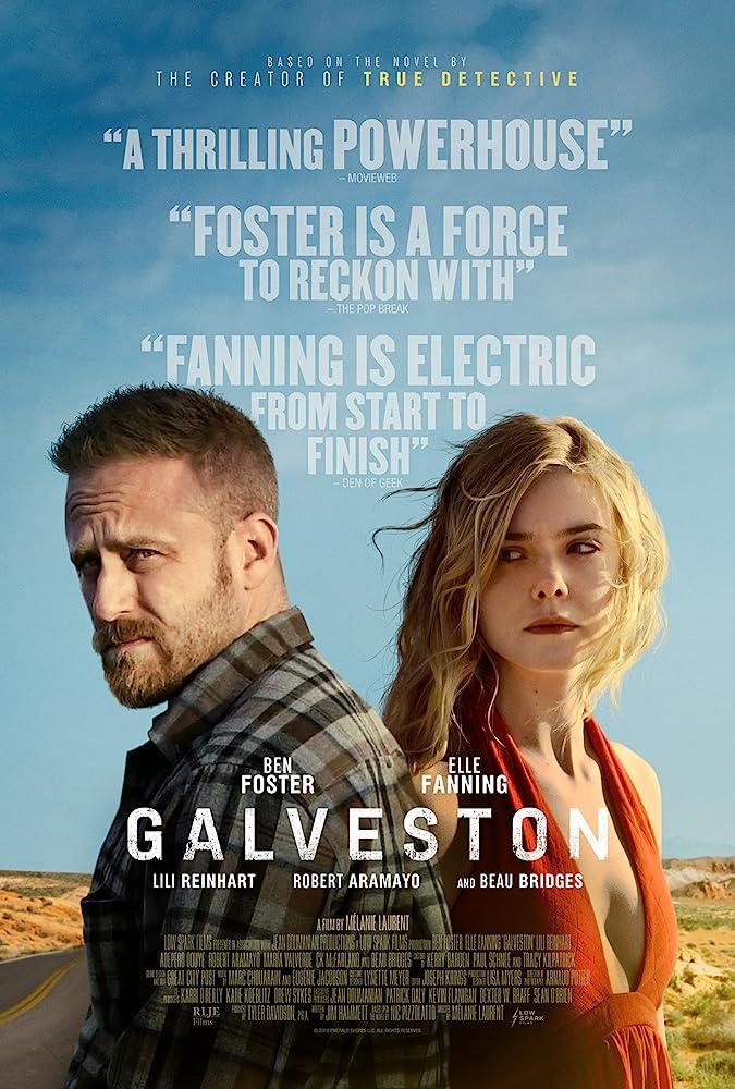 Galvestonas (2018) Online