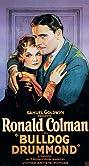 Bulldog Drummond (1929) Poster