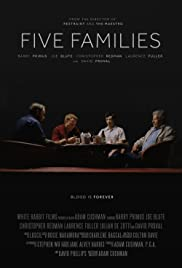 Five Families Poster
