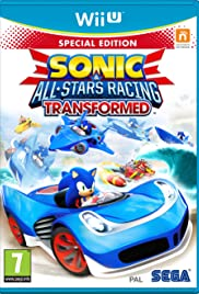 Sonic & All-Stars Racing Transformed(2012) Poster - Movie Forum, Cast, Reviews