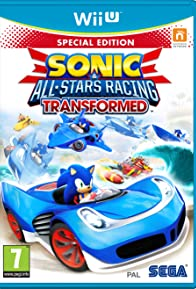 Primary photo for Sonic & All-Stars Racing Transformed