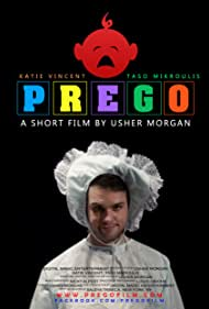 Official Poster for Prego - A Short Film by Usher Morgan