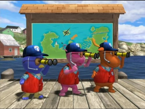 Backyardigans dating