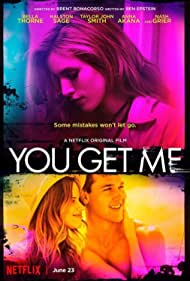 Bella Thorne, Halston Sage, and Taylor John Smith in You Get Me (2017)