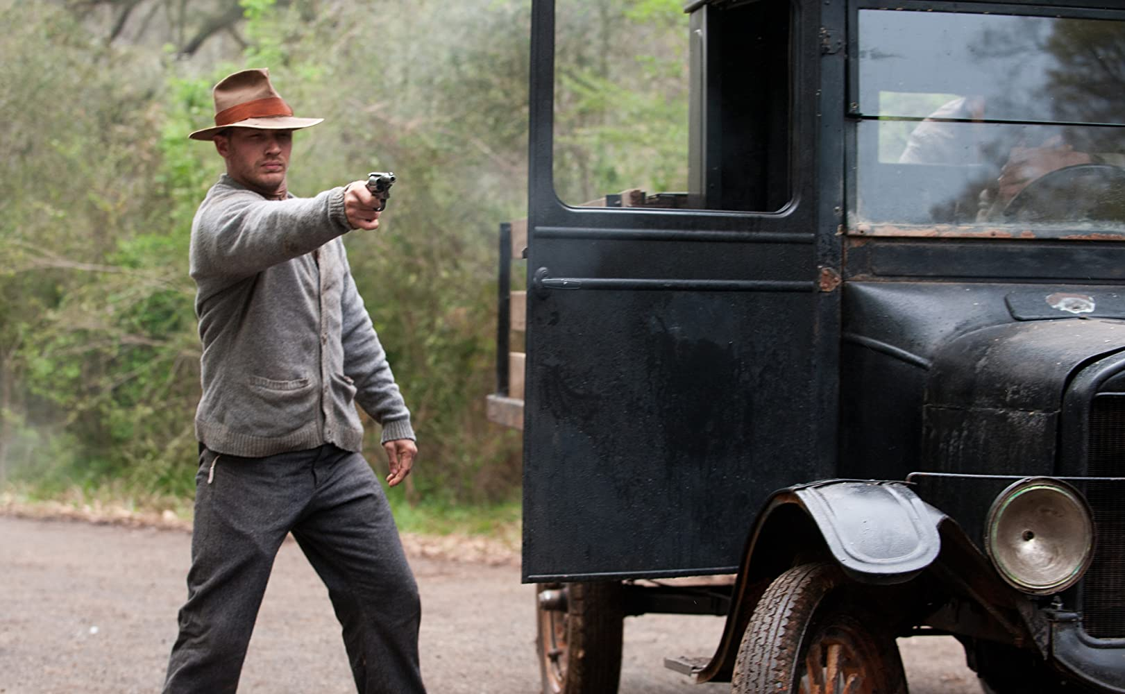 Tom Hardy in Lawless (2012)