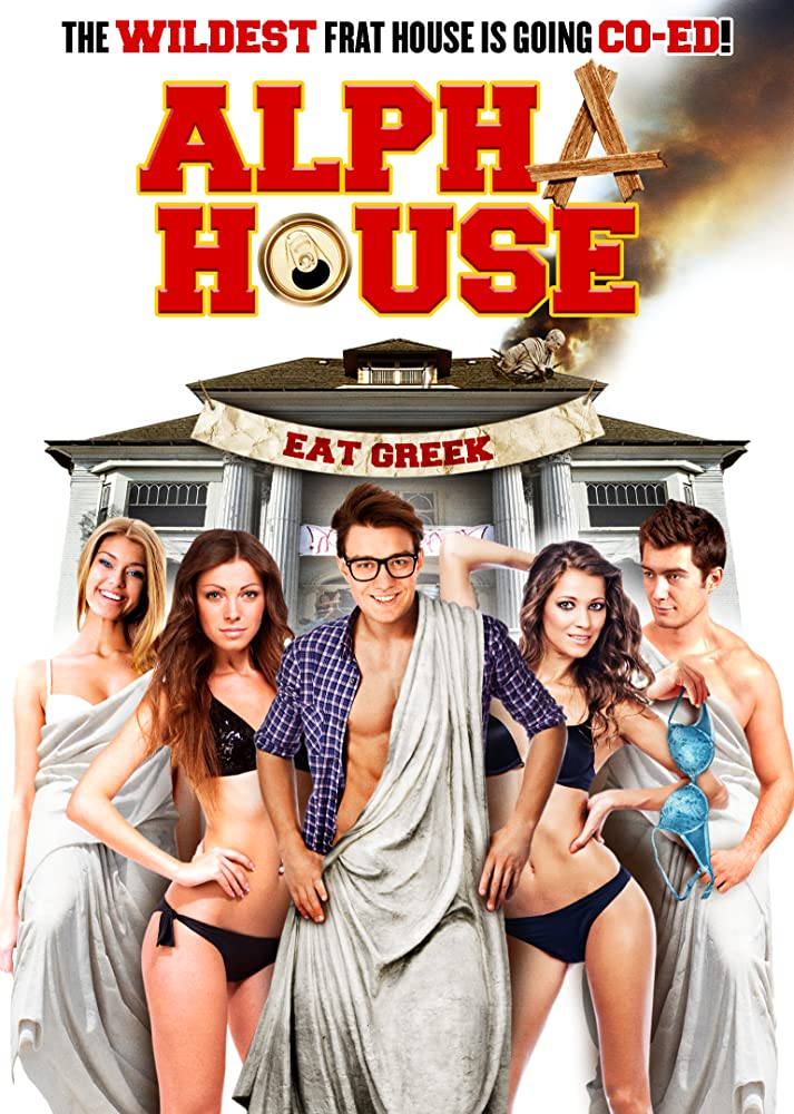 18+ Alpha House 2014 Unrated English Hot Movie 480p BluRay 300MB x264 AAC