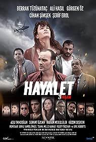 Eric Roberts, Ali Hasil, Gürgen Öz, Berrak Tüzünataç, and Kuzey Yücehan in Hayalet: 3 Yasam (2020)