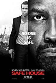 Denzel Washington and Ryan Reynolds in Safe House (2012)