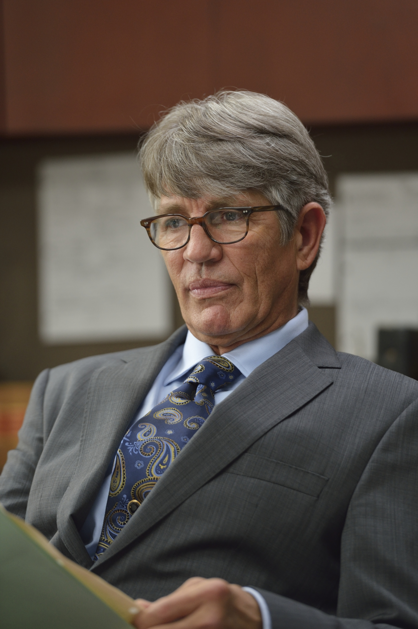 Eric Roberts in Bailout: The Age of Greed (2013)