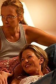 Joey Lauren Adams and Toni Collette in United States of Tara (2009)
