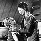 Sonia Dresdel and Bobby Henrey in The Fallen Idol (1948)