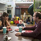 Amanda Peet and Steve Zissis in Togetherness (2015)