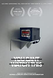 You Can't Watch This Poster