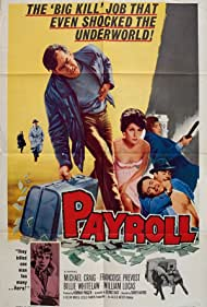 Michael Craig, William Lucas, Françoise Prévost, and Billie Whitelaw in Payroll (1961)